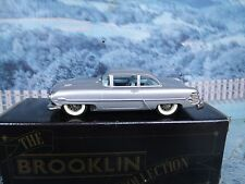 1/43 Brooklin models  Hudson Italia 1954 BRK.49  white metal model