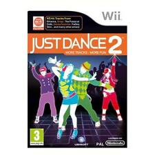 JUST DANCE 2 - HOLOGRAM COVER Wii
