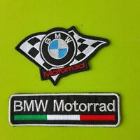 PATCH BMW MOTORRAD PZ 2  RICAMATE TERMOADESIVE -REPLICA