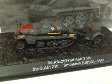 1/72 SD.KFZ.252+SD.ANH.3 SMOLENSK USSR 1941 WWII TANK TANQUE ALTAYA