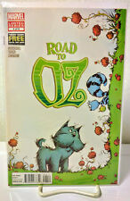 The Road To Oz, Issue # 4, Marvel Illustrated, 2013, NM/UNREAD