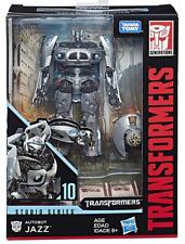 Transformers Hasbro Studio Series W2 Deluxe Class 10 Autobot Jazz AU