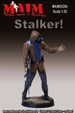 1/35 Scale Resin kit Stalker - Milovij Zombie Wars -