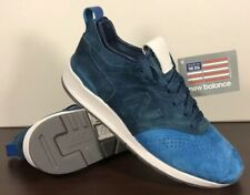 New Balance 997R Made In USA Running Shoes Suede Lake Blue Men's Size 11 M997DU2
