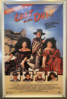 Lust In The Dust Movie Poster One Sheet Rare Original Rolled Vf 27x41 Divine