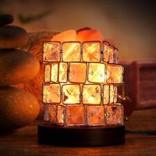 OXA Gorgeous Himalayan Salt Lamp,Natural Hymalain Pink Salt Rock in Crystal