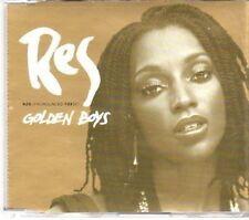 (CY167) Res, Golden Boys - 2002 DJ CD