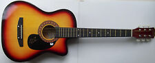 TATE STEVENS Signed New Guitar Country Star X Factor / Power of a Love Song GAI