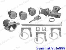 69 Chevelle 69 70 Impala 72 Nova Ignition, Door, Glove & Trunk Lock Kit CVLS69-1