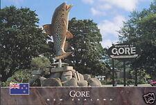Postkarte: Gore, Südinsel, Neuseeland