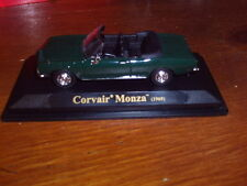 Road Signature Diecast - 1/43 Scale - 1969 Corvair Monza Green