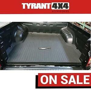 Volkswagen Amarok 2021 Rubber Anti-slip tub flooring ute liner tray cargo mat