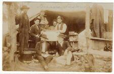 Bermuda Insel, Forscher bei Expedition,Exploration Reise Brit.Kolonie Foto ~1900