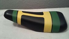 Vintage Troxel Banana Bike SEAT Green / Yellow AMF Schwinn Stingray bicycle 1977
