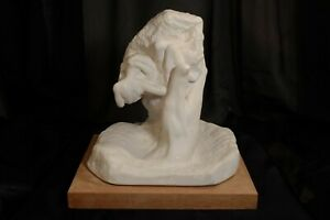 """""""The Hand of God"""" by Auguste Rodin  Reproduction Statue Figure Sculpture"""