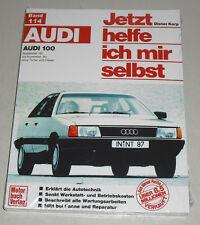 Reparaturanleitung Audi 100 C3 Typ 44, ab Baujahr 1982