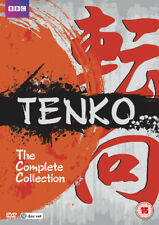 Tenko: The Complete Collection DVD (2011) Ann Bell cert 15 12 discs Great Value