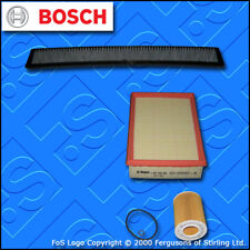 SERVICE KIT for BMW 3 SERIES (E46) 330I BOSCH OIL AIR CABIN FILTERS (2000-2007)