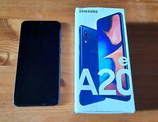 Samsung Galaxy A20e - 32GB - Blue (Dual SIM) used