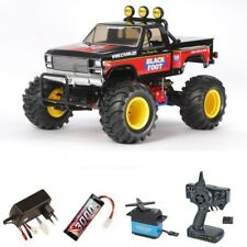 Tamiya 1:10 RC Blackfoot (2016) Komplettset - 300058633SET