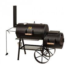 "Joe`s BBQ Smoker 16"" Special 6,35 mm Stahl"