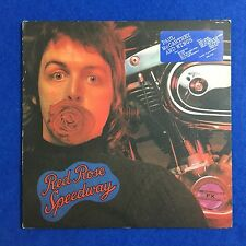 WINGS Red Rose Speedway 1973 USA vinyl LP EXCELLENT CONDITION Paul McCartney