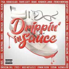 Drippin In Sauce - Post Malone Drake [CD] Sent Sameday*
