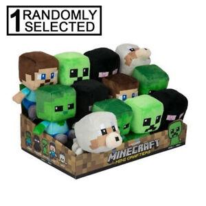Minecraft Mini Crafters Plush Randomly Selected