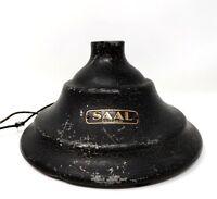 c1920's SAAL Speaker Base - Chicago - Antique Radio Part - Parts/Repair