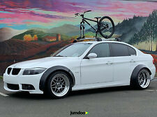 "Fender flares for BMW E90 E91 E92 E93 CONCAVE wide body kit ABS 2.75""+4.3"" 4pcs"