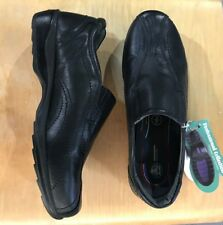 NEW IN BOX - BATA INDUSTRIALS Ladies Work Shoe - GRASP Leather Black