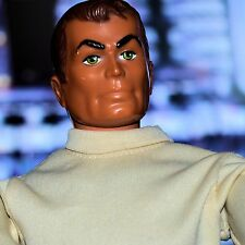 ☆ Kenner Six Million Dollar Man ☆ RARE COMPLET Maskatron Figure c1975 SMDM ☆