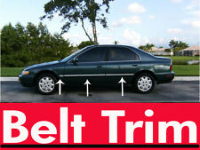 Honda ACCORD CHROME BELT TRIM 1994 1995 1996 1997