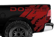 Personnalisé Vinyle Décalque Drapé Kit pour Dodge RAM Camion 1500/2500/3500