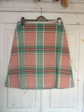 Boden Check A-line Skirts for Women