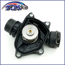 NEW THERMOSTAT W/ HOUSING FOR BMW DIESEL E90 335D 05-12 E70 3.5D 07-13