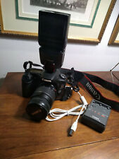 Canon eos 30d  Zoom Lens 28-80mm & 380EX Shoe Mount Flash w/battery+charger++