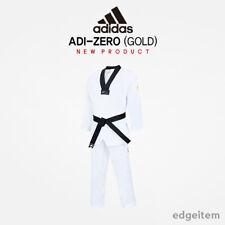 Adidas ADI-ZERO (GOLD) Taekwondo Uniform WTF Ultra Lightweight Dobok