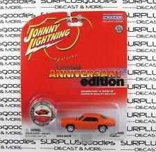 Johnny Lightning 1:64 Limited 10th Anniversary Edition TOPPER CUSTOM Pontiac GTO