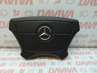 MERCEDES BENZ C CLASS W202 93-00 RIGHT DRIVER SIDE STEERING WHEEL AIR SRS BAG