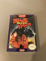 Sweet Home CIB Complete Box Set , NES Classic RPG, BRAND NEW Unopened
