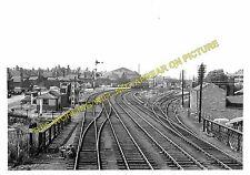 Lincoln St. Marks Railway Station Photo. Newark Line. Midland Railway. (6)