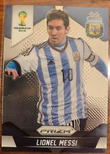 2014 Panini Prizm #12 Lionel Messi Argentina Free Shipping