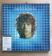 David Bowie Space Oddity 40TH Anniversay Ltd Edition Gatefold LP 2009.+Poster
