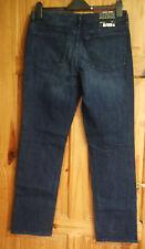 BNWT GAP premium straight denim jeans size US 8 29 leg  (will fit a size 12/14)