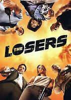 The Losers (2010 Jeffrey Dean Morgan) DVD very good condition  t53