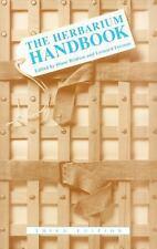 HERBARIUM HANDBOOK - NEW PAPERBACK BOOK