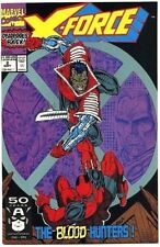 X-FORCE #2 - Marvel Comics - (Early Deadpool)