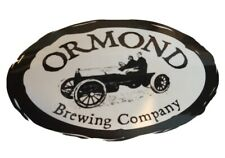 Ormond Brewing co. STICKER craft beer brewery Ormond Beach Orlando