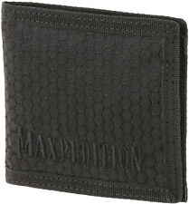 Maxpedition Gear AGR BFW Bi Fold Wallet Black BFWBLK